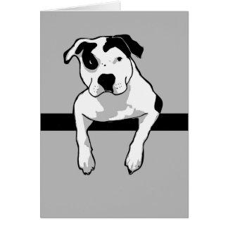 Pit Bull T-Bone Graphic Card