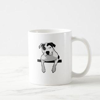 Pit Bull T-Bone Graphic Coffee Mug