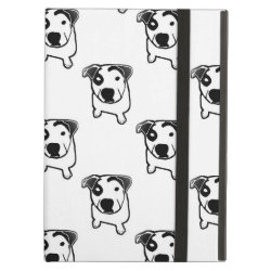 iPad Air Powis Case with Mastiff Phone Cases design