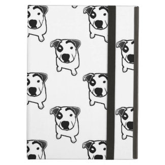 Pit Bull T-Bone Graphic iPad Air Case