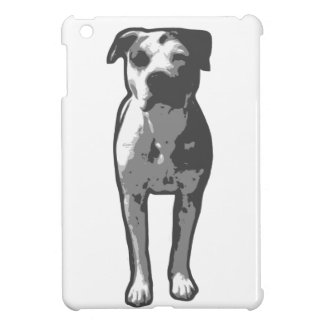 Pit Bull T-Bone Graphic iPad Mini Case