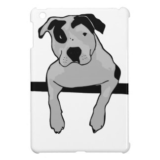 Pit Bull T-Bone Graphic iPad Mini Cases