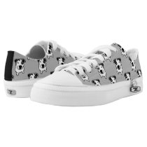 Pit Bull T-Bone Graphic Low-Top Sneakers