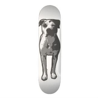 Pit Bull T-Bone Graphic Skateboard Deck