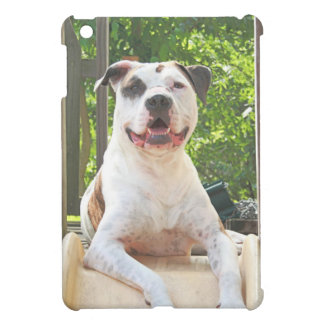 Pit Bull T-Bone's Tree House iPad Mini Case