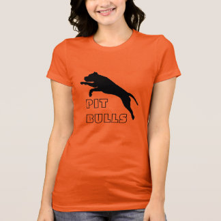 Pit Bull Tee Shirt - Promote Pits