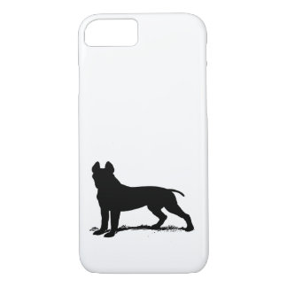 pit bull terrier iPhone 7 case