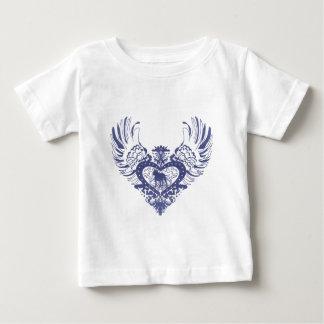Pit Bull Winged Heart T-shirt
