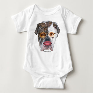 PIT BULL WITH LIPSTICK TEES
