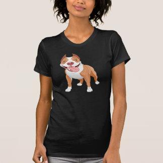 Pit Bull Womens T-Shirt