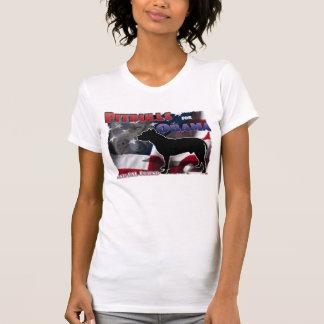 Pit Bulls for Obama, Anti-BSL Friend Shirt