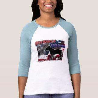 Pit Bulls for Obama, Anti-BSL Friend T Shirt