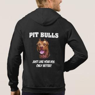 Pit Bulls Hoodie