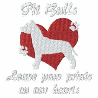 Pit Bulls Leave Paw Prints