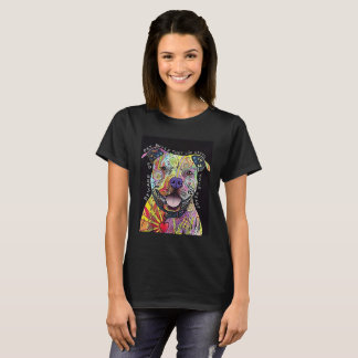 Pit Bulls Will Steal Your Heart T-Shirt