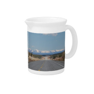 Pit Cher highway in Canada Pitcher