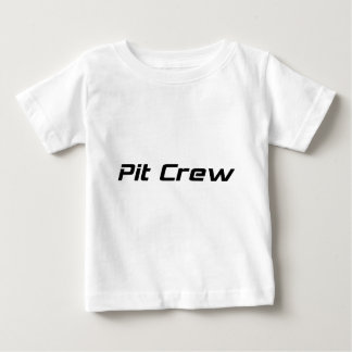 Pit Crew By Gear4gearheads Baby T-Shirt