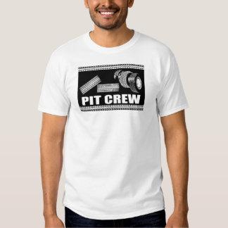 Pit Crew (Tires) T-shirt