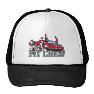 Pit Crew Trucker Hat