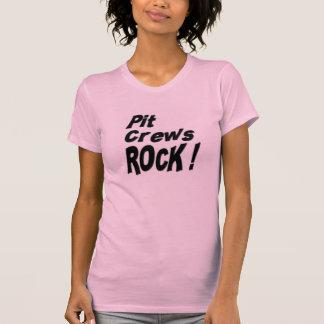 Pit Crews Rock! T-shirt