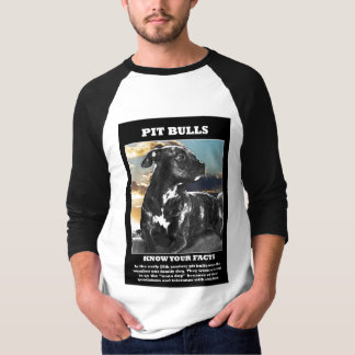 Pit Facts T-shirt