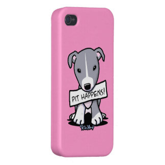 Pit Happens iPhone 4 Cover