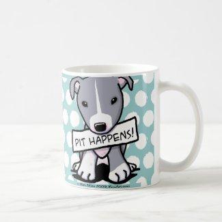 Pit Happens Coffee Mug