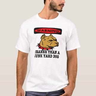 Pit Meaner Junkyard Dog T-Shirt