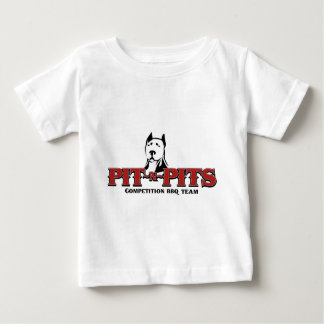 Pit-n-Pits Competition BBQ Team Baby T-Shirt