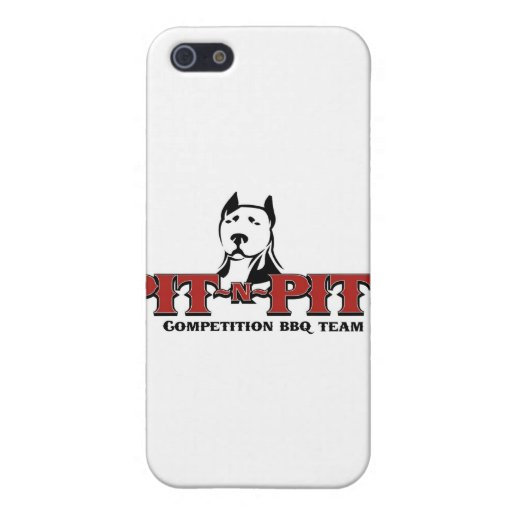 Pit-n-Pits Competition BBQ Team Covers For iPhone 5