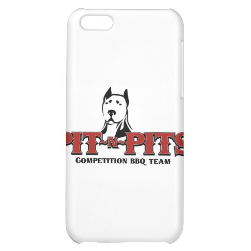 Pit-n-Pits Competition BBQ Team Cover For iPhone 5C