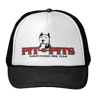 Pit-n-Pits Competition BBQ Team Trucker Hat