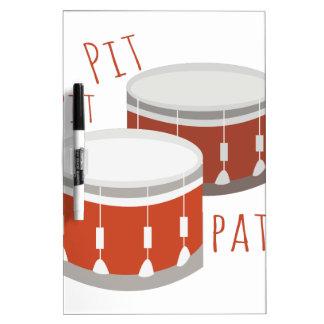 Pit Pit Pat Dry Erase Board