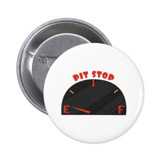 Pit Stop Pinback Buttons
