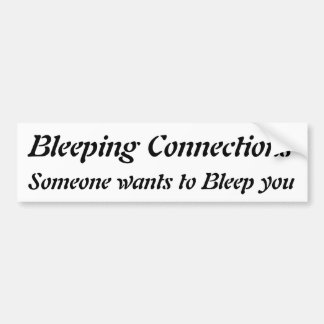 Pitando conexiones, alguien quiere pitarle pegatina para coche