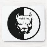pitbull1, NoBS Inc. Alfombrillas De Ratón