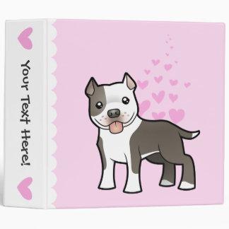 Pitbull/amor de Staffordshire Terrier americano