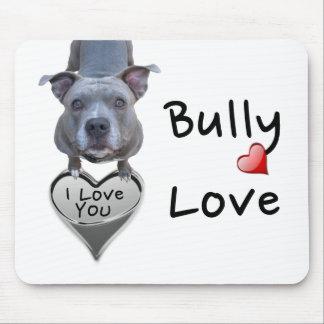 Pitbull Bully Love Mousepad
