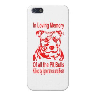 PITBULL CASE FOR iPhone SE/5/5s