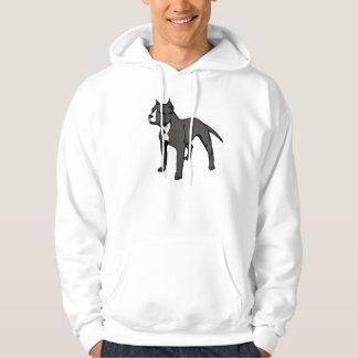 PitBull coat Hoodie