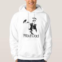 Pitbull Dad Dog sweatshirt