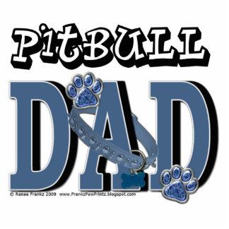 Pitbull DAD Acrylic Cut Outs