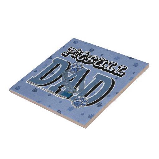 Pitbull DAD Tile
