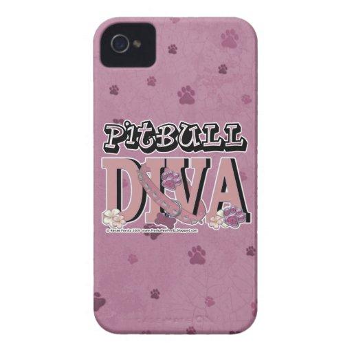 Pitbull DIVA Case-Mate Blackberry Case