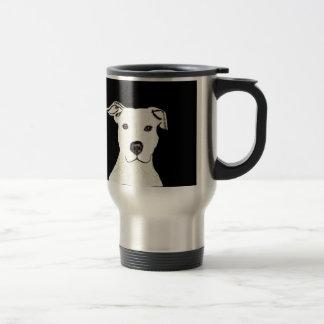 Pitbull dog breed mugs