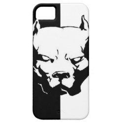 Pitbull Dog iPhone SE/5/5s Case