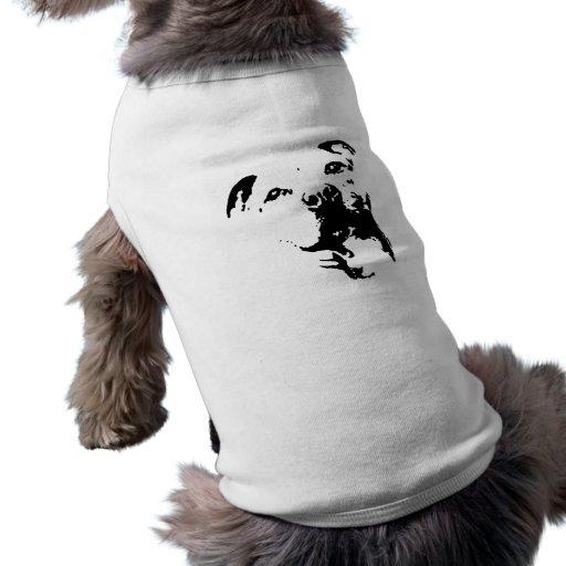 Pitbull Dog Doggie Tshirt