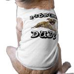 PitBull DUDE - Tigger Doggie Tee
