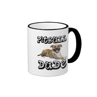 PitBull DUDE - Tigger Mug
