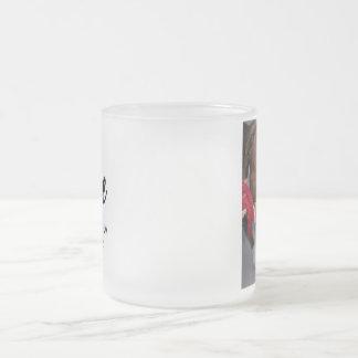 Pitbull fresco taza